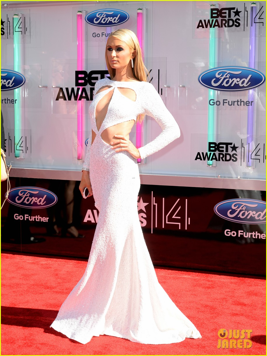 paris hilton bet awards 2014 05