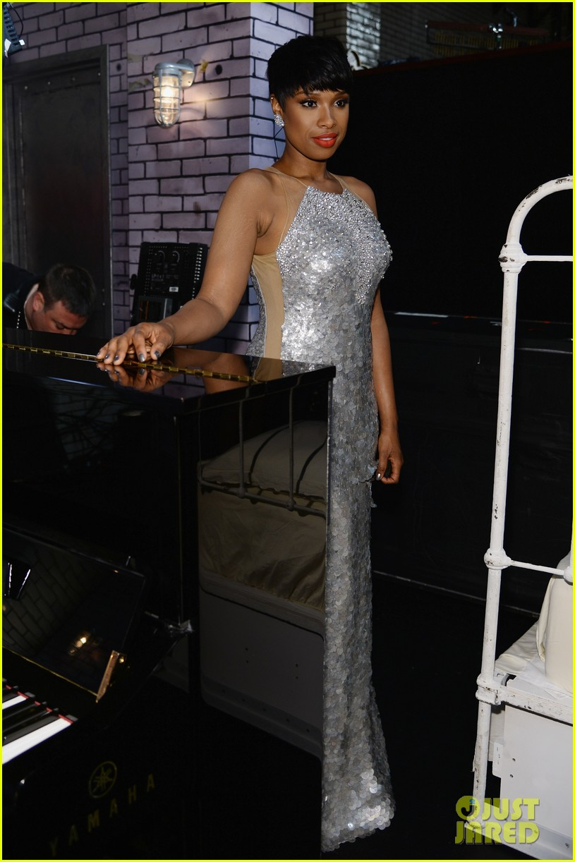 jennifer hudson performs song from finding neverland at tony awards 2014 043131443