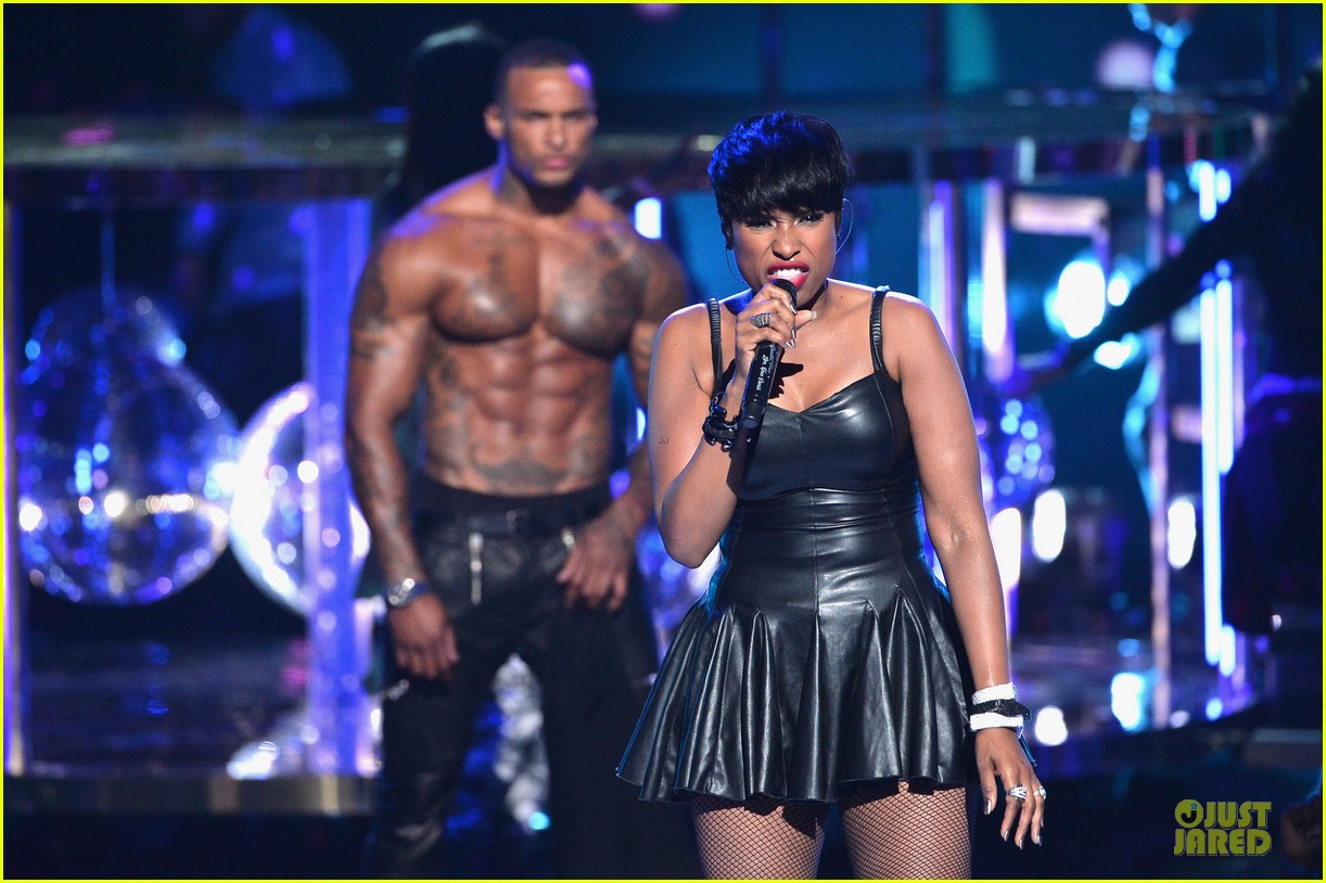 jennifer hudson shirtless david mcintosh bet awards 2014 04