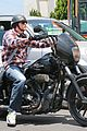 charlie hunnam sons of anarchy cast back filming sharing new pics 06