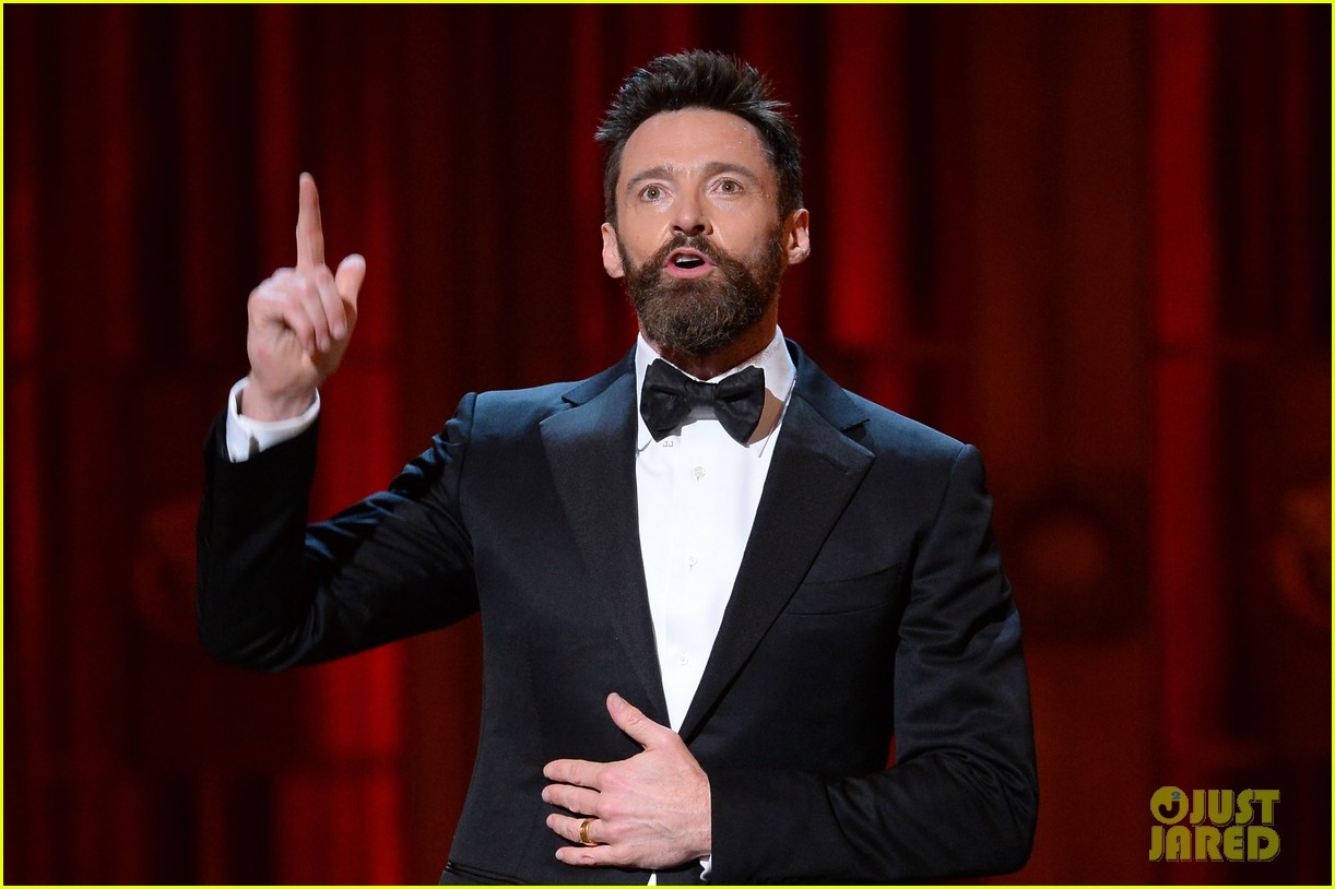 hugh jackman opening number tony awards 2014 02