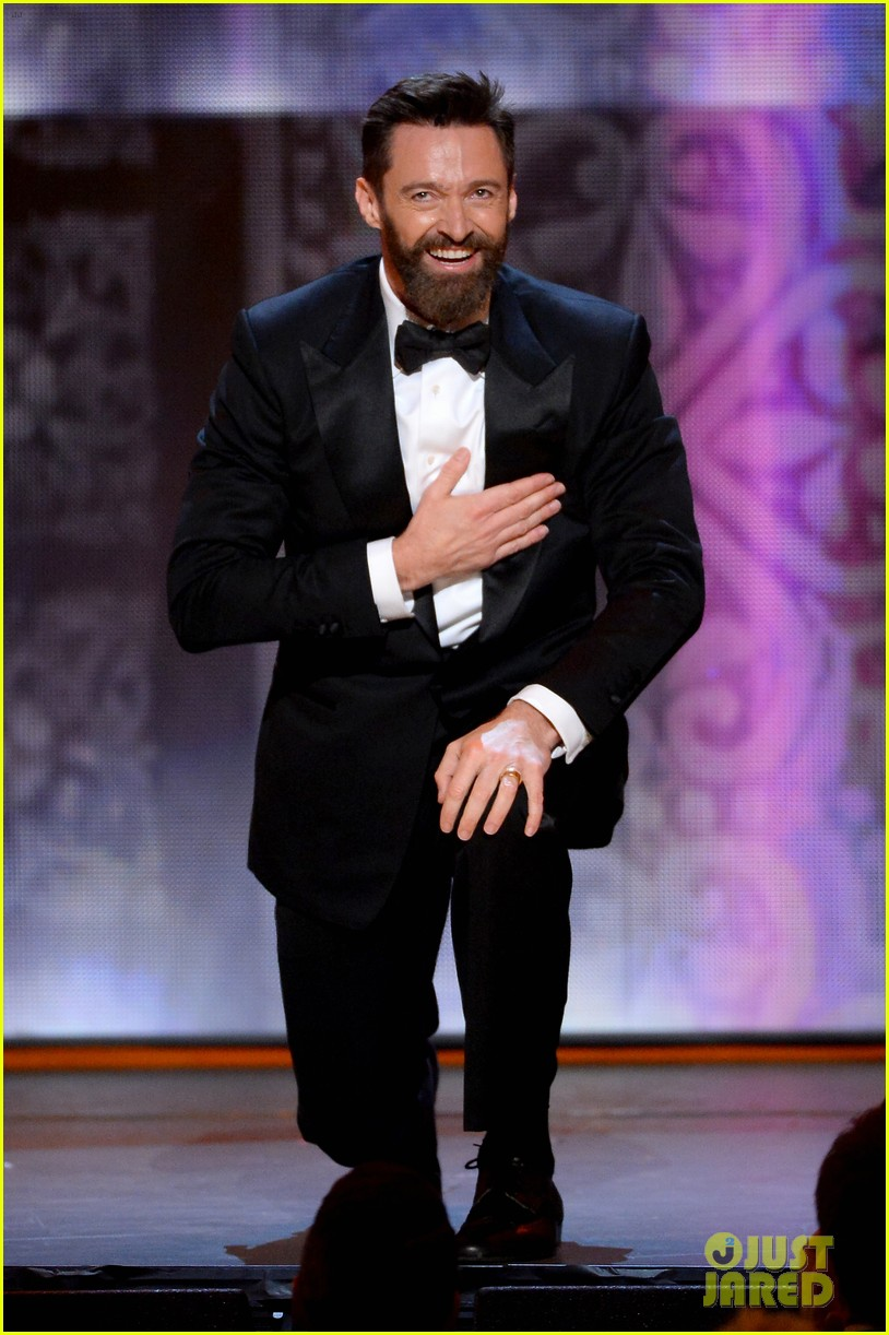 hugh jackman opening number tony awards 2014 06