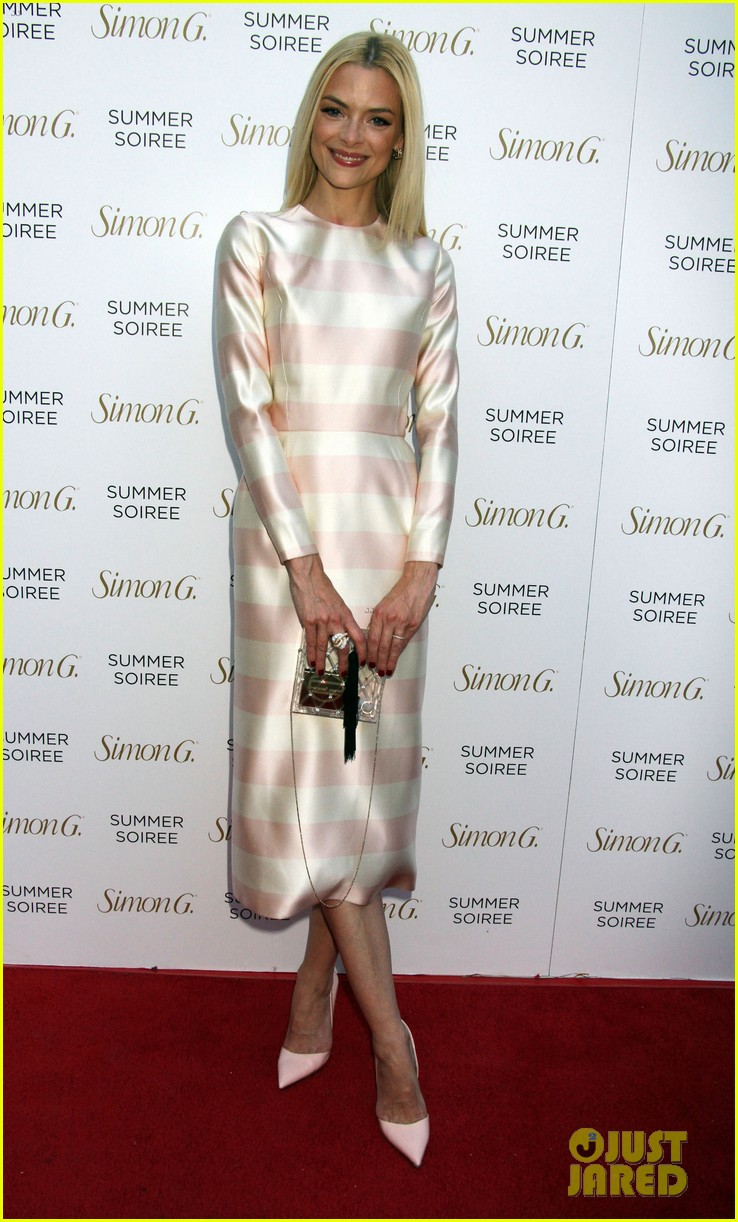 jaime king simon g jewelry summer soiree 03