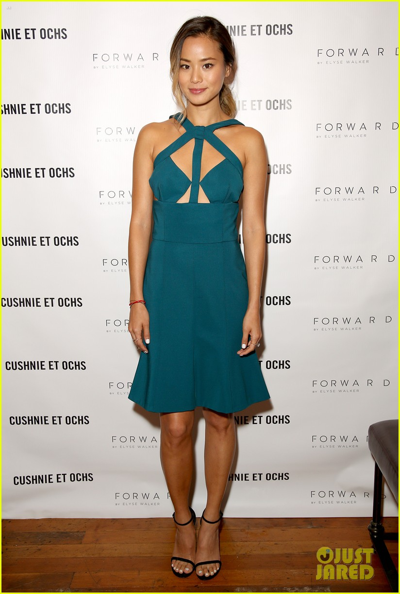 jamie chung ashley madekwe cushnie ochs party 15