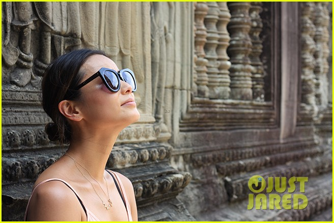 jamie chung cambodia adventures photos 01
