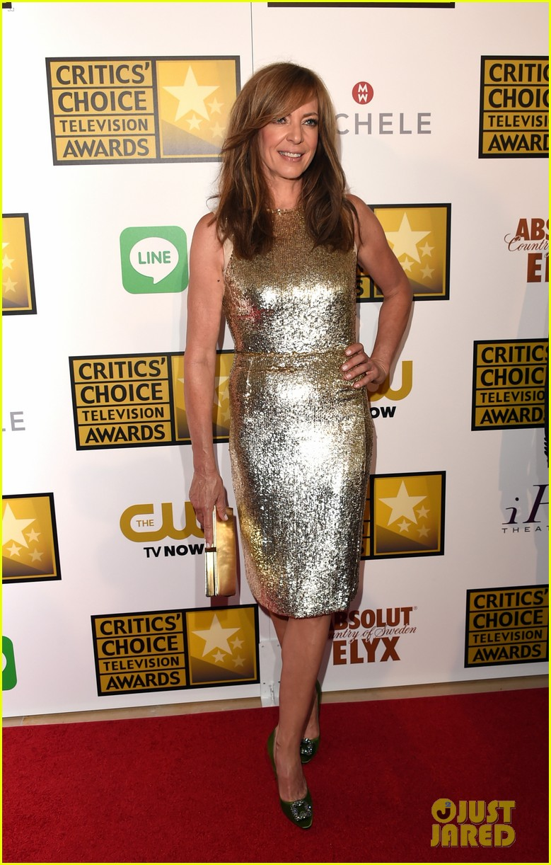 allison janney critics choice tv awards 2014 18