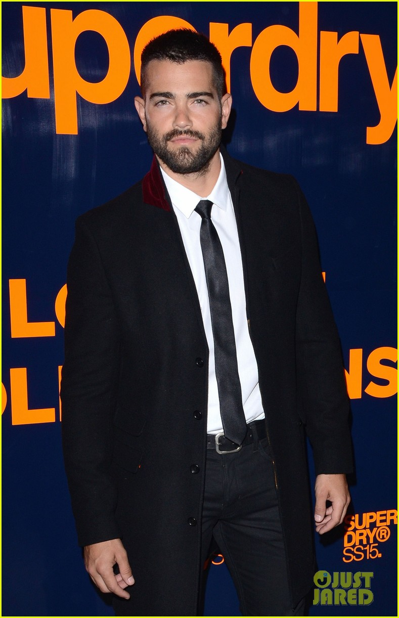 jesse metcalfe cara santana london charity event 10