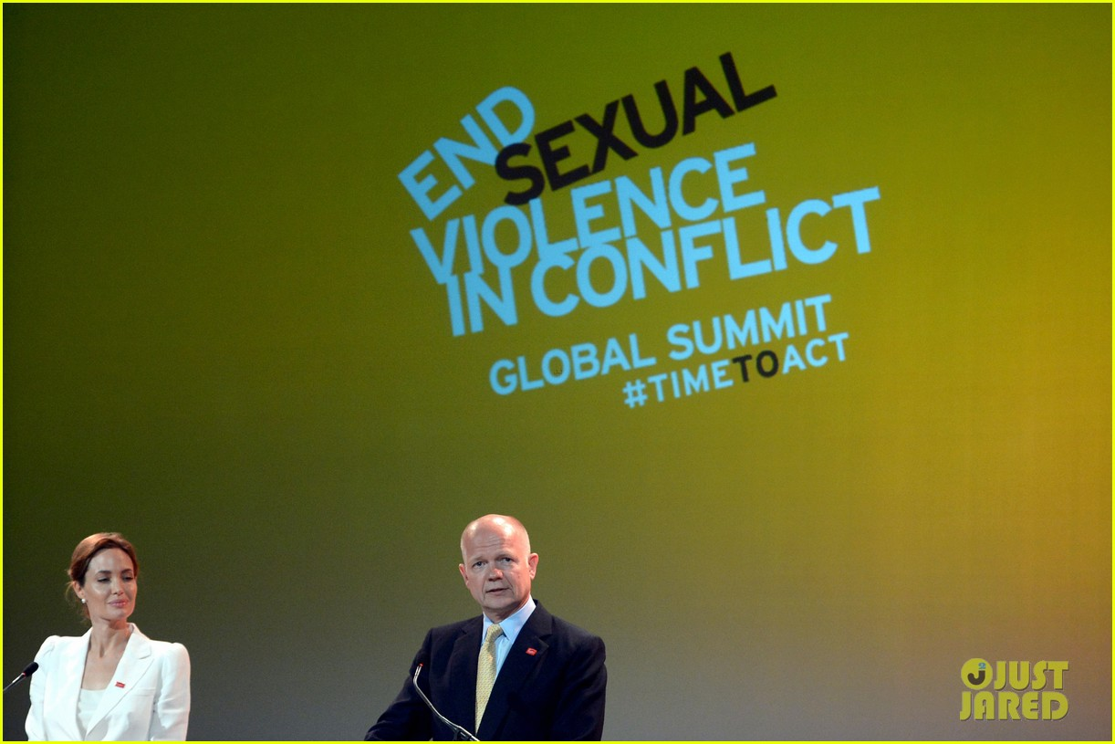 angelina jolie calls for an end to sexual violence 19