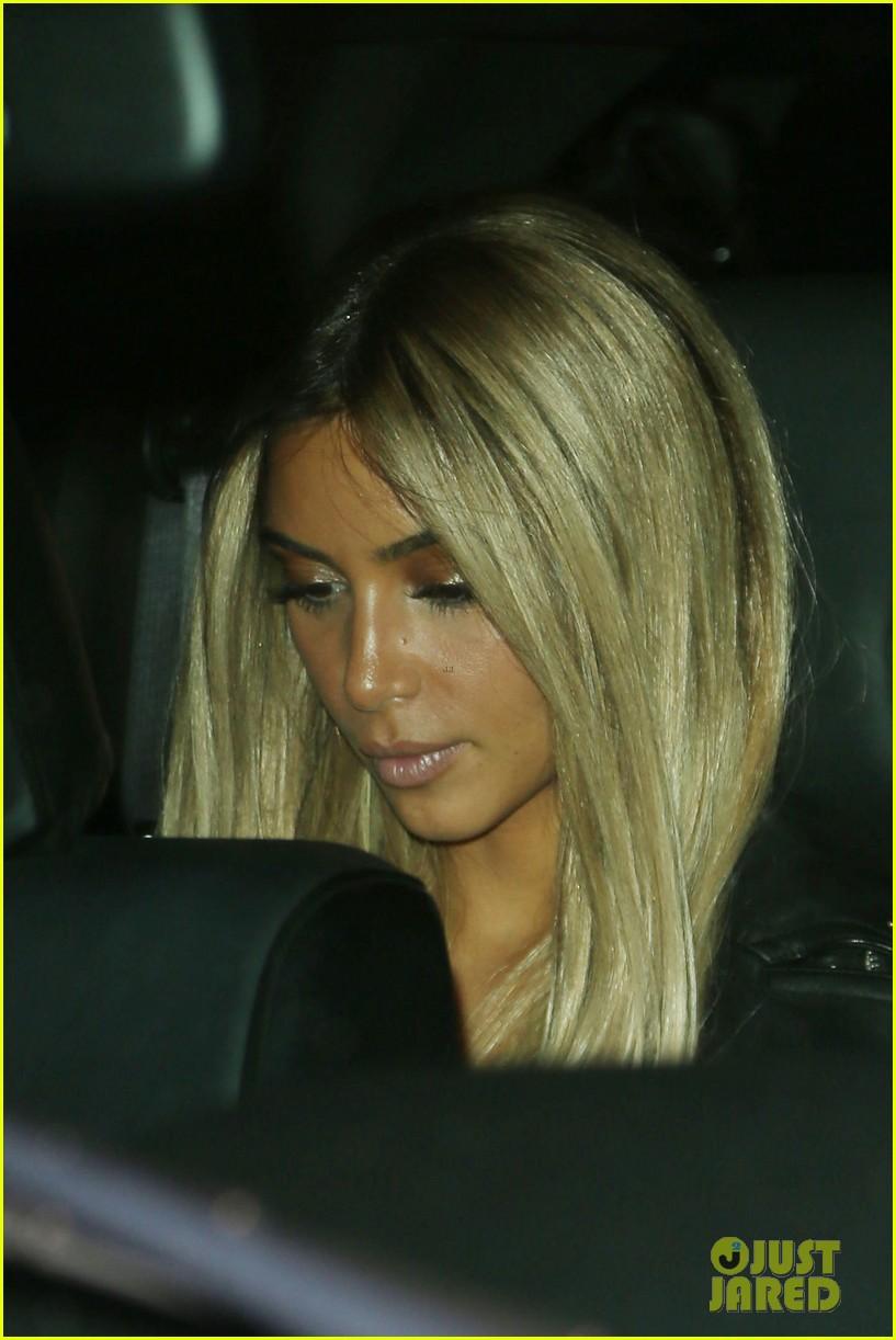 kim kardashian blonde hair wig 01