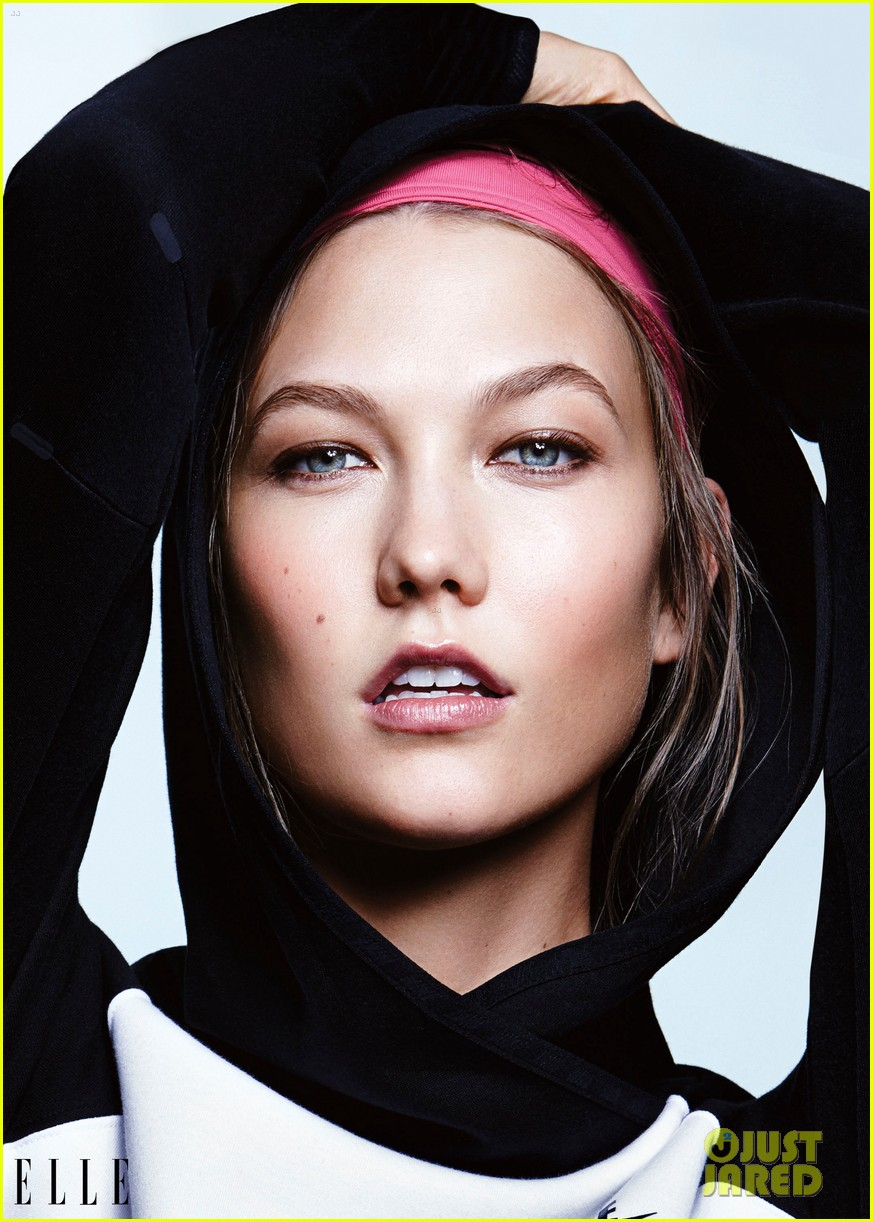 karlie kloss elle magazine feature 02