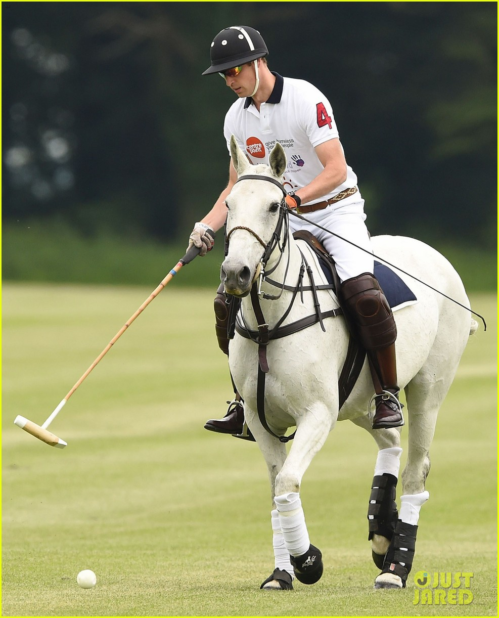 kate middleton prince george william polo match 423135969