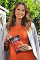 stacy keibler glams up and dresses down baby bump 02