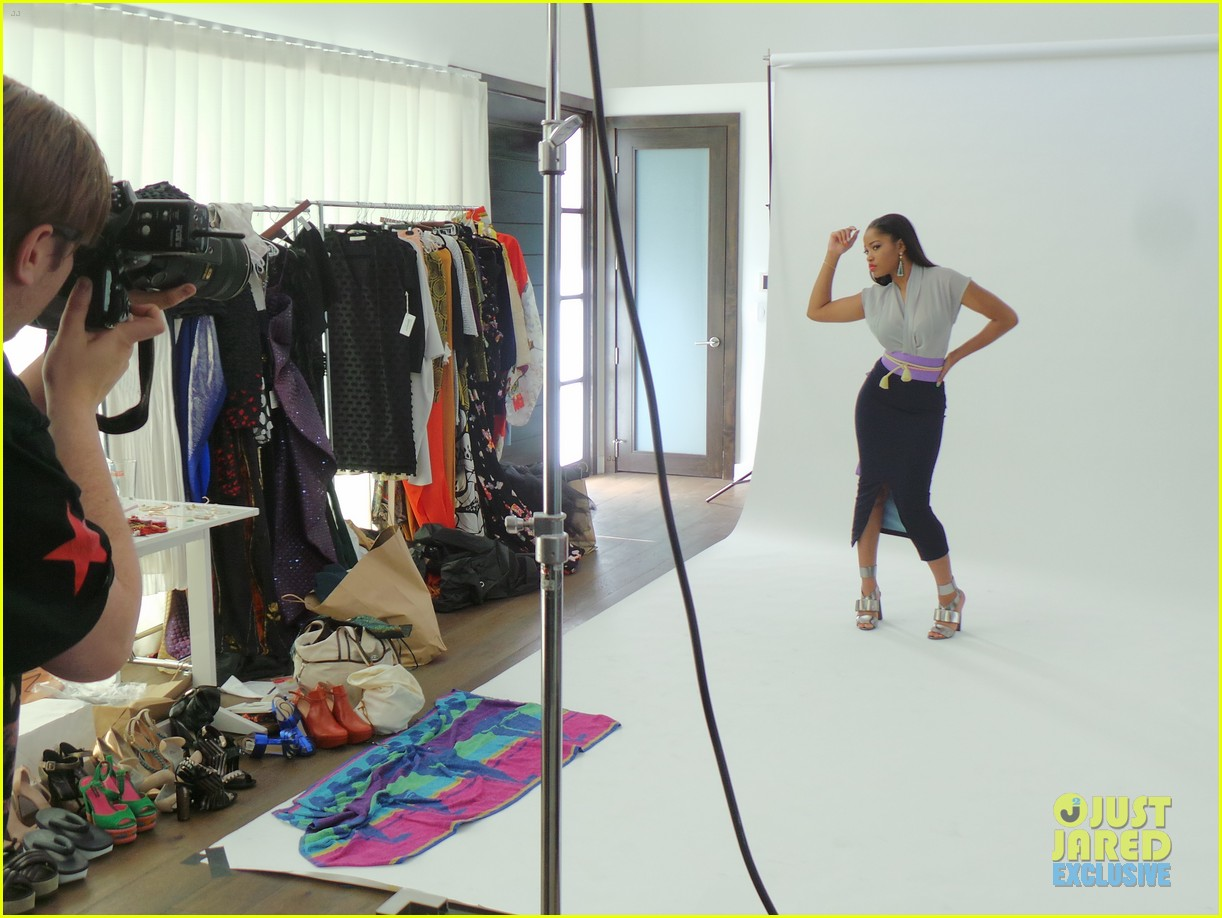 keke palmer jj spotlight behind the scenes pics 093132551