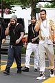 kourtney khloe kardashian double date with their men 18