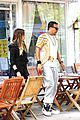kourtney khloe kardashian double date with their men 25