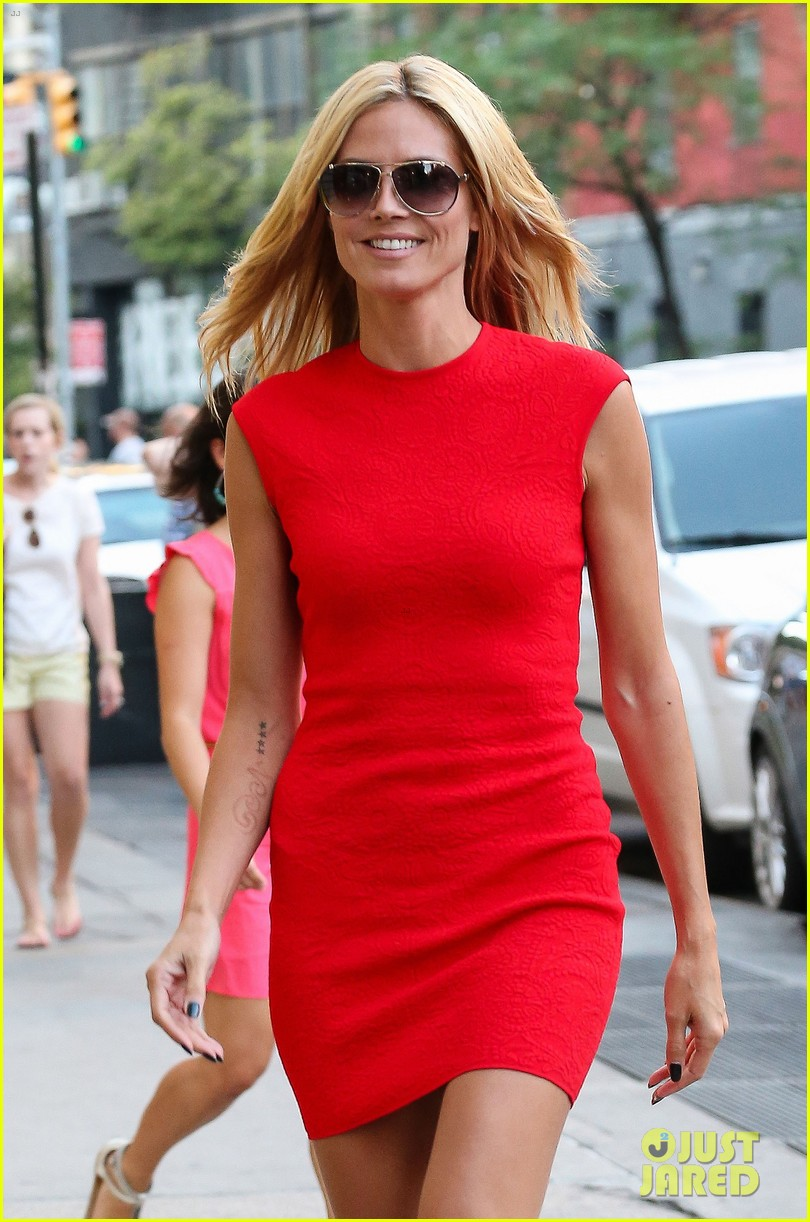 Heidi Klum Photo Gallery Hot