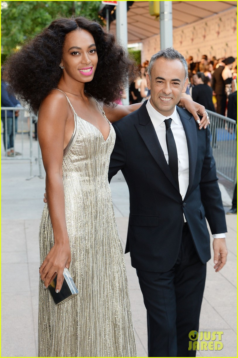 solange knowles rachel roy attend cfda fashion awards 08