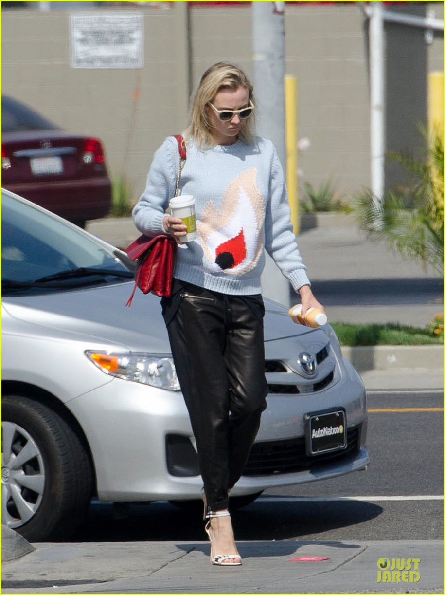 diane kruger plenty of fluids for los angeles 01