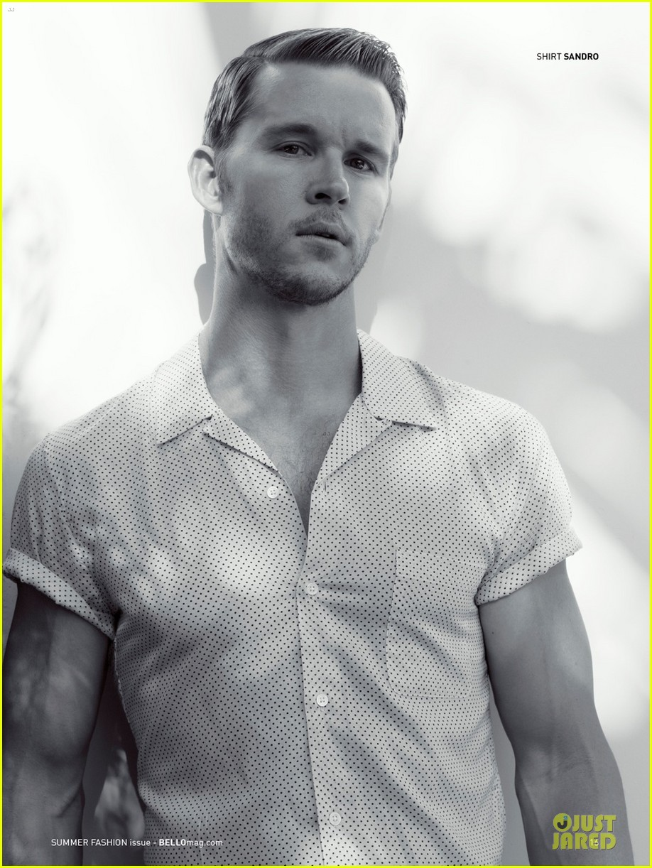 ryan kwanten farewell to true blood in bello 02