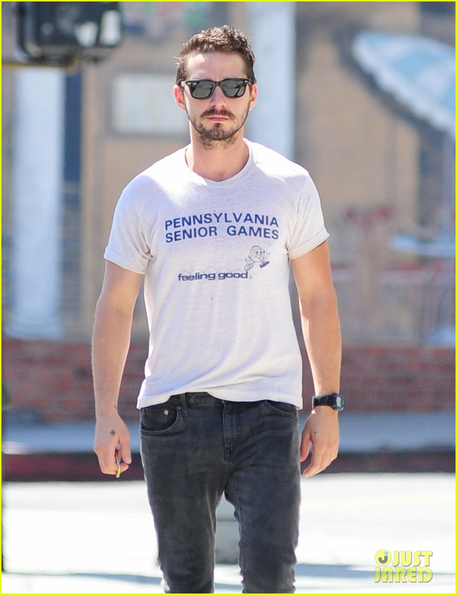 shia labeouf gym time vintage top 10