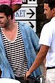 liam hemsworth takes a vacation in portofino 24
