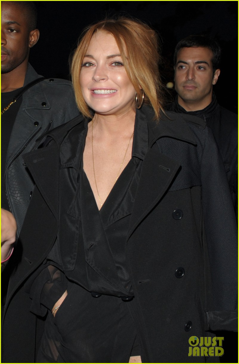 lindsay lohan party london 013136126