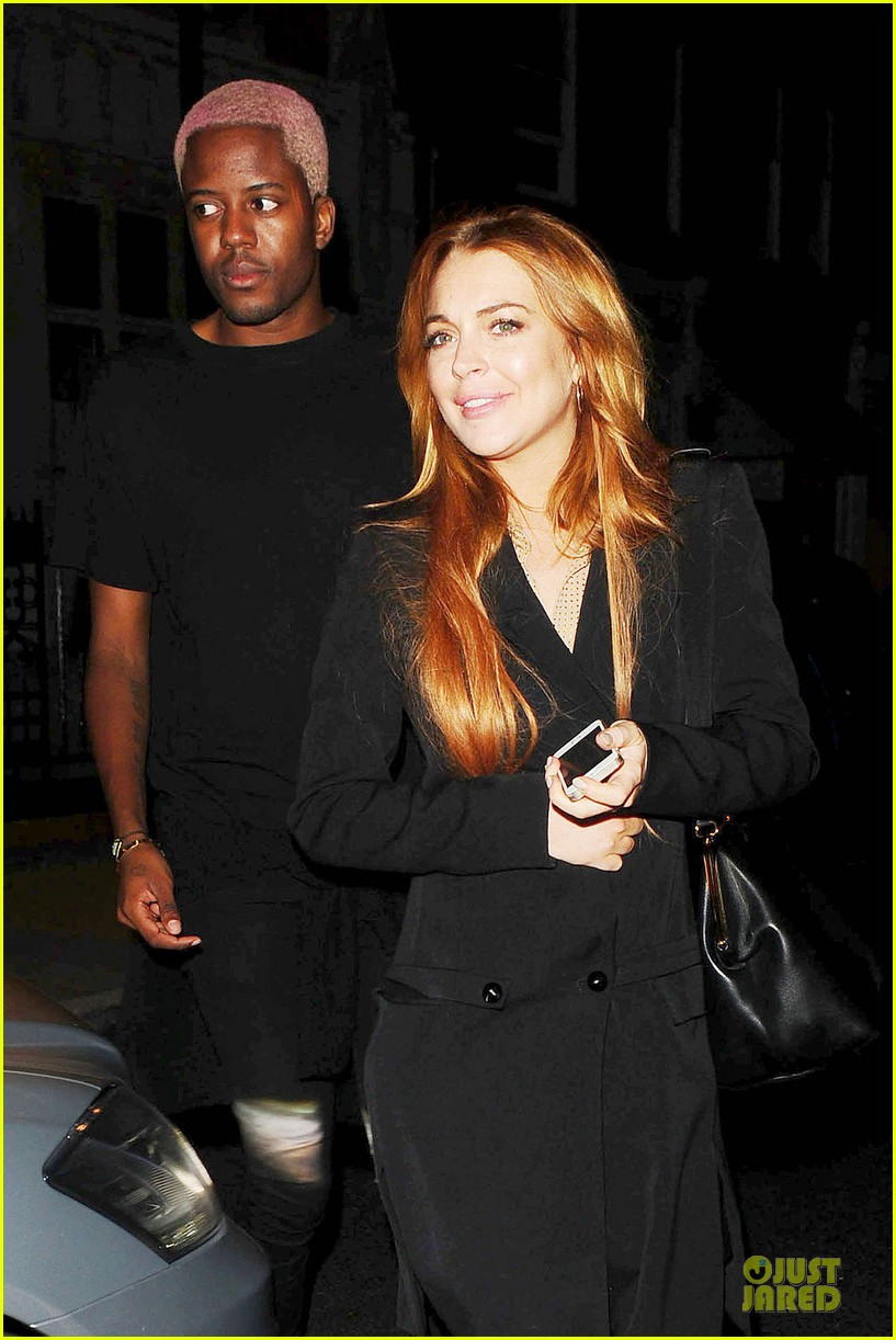 lindsay lohan thrilled to be in part of speed the plow 02