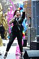 demi lovato really dont care music video shoot la pride 2014 05