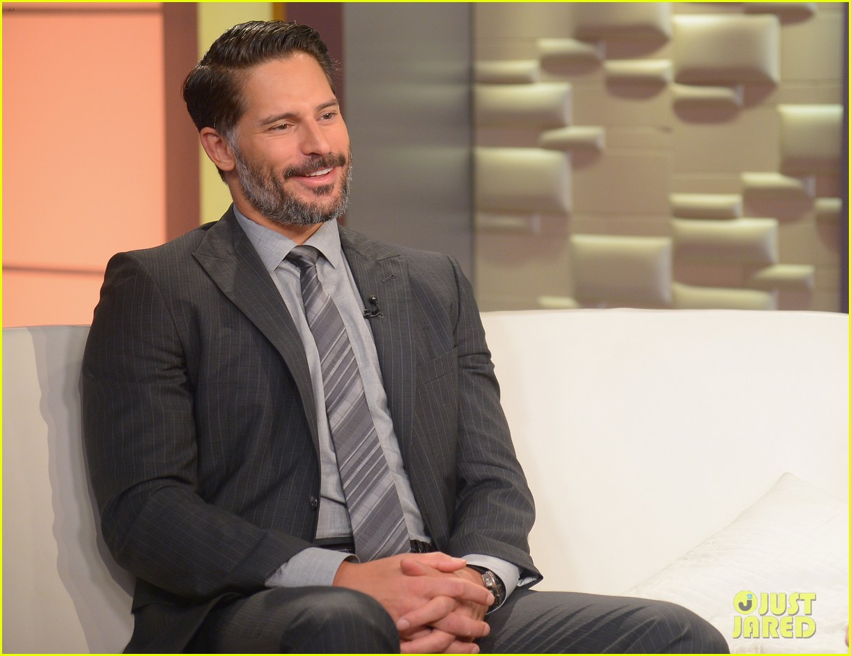 joe manganiello fox and friends 03