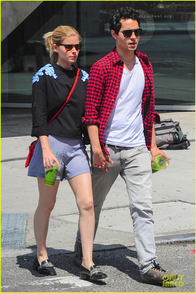 kate mara max minghella cant get enough of each other 11