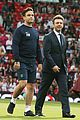 james mcavoy jeremy renner help tackle child poverty at soccer aid 2014 01