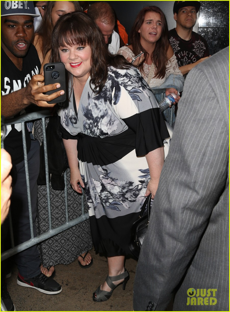 melissa mccarthy will do almost anything for a laugh 083143565