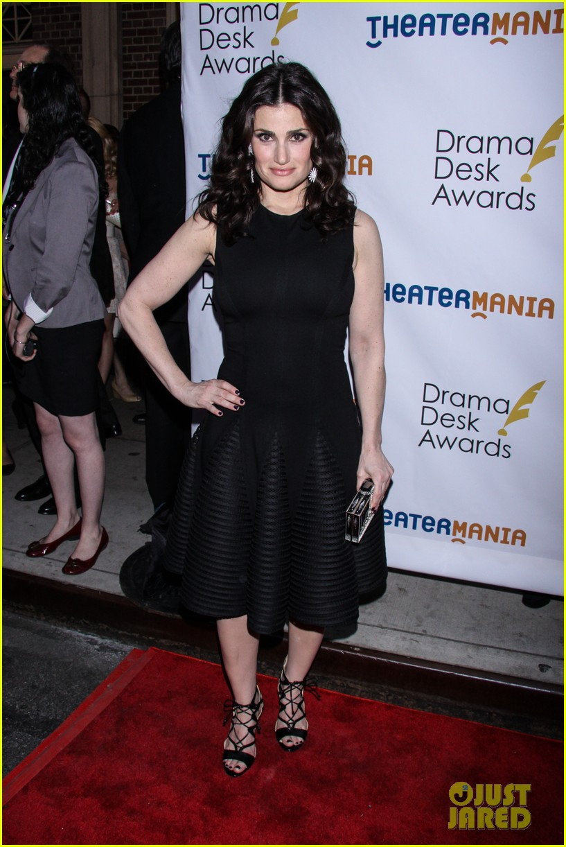 idina menzel sutton foster broadway ladies at drama desk awards 12