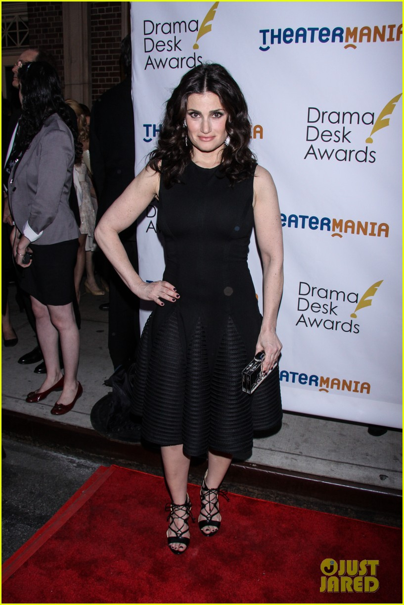 idina menzel sutton foster broadway ladies at drama desk awards 13