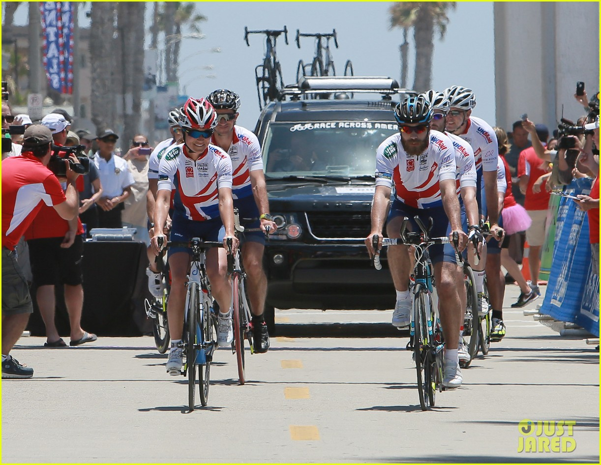 pippa middleton brother james kick off race across america 083135668