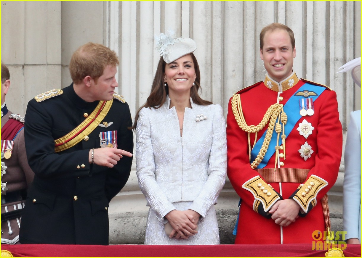 kate middleton prince william harry favorite royal trio 18