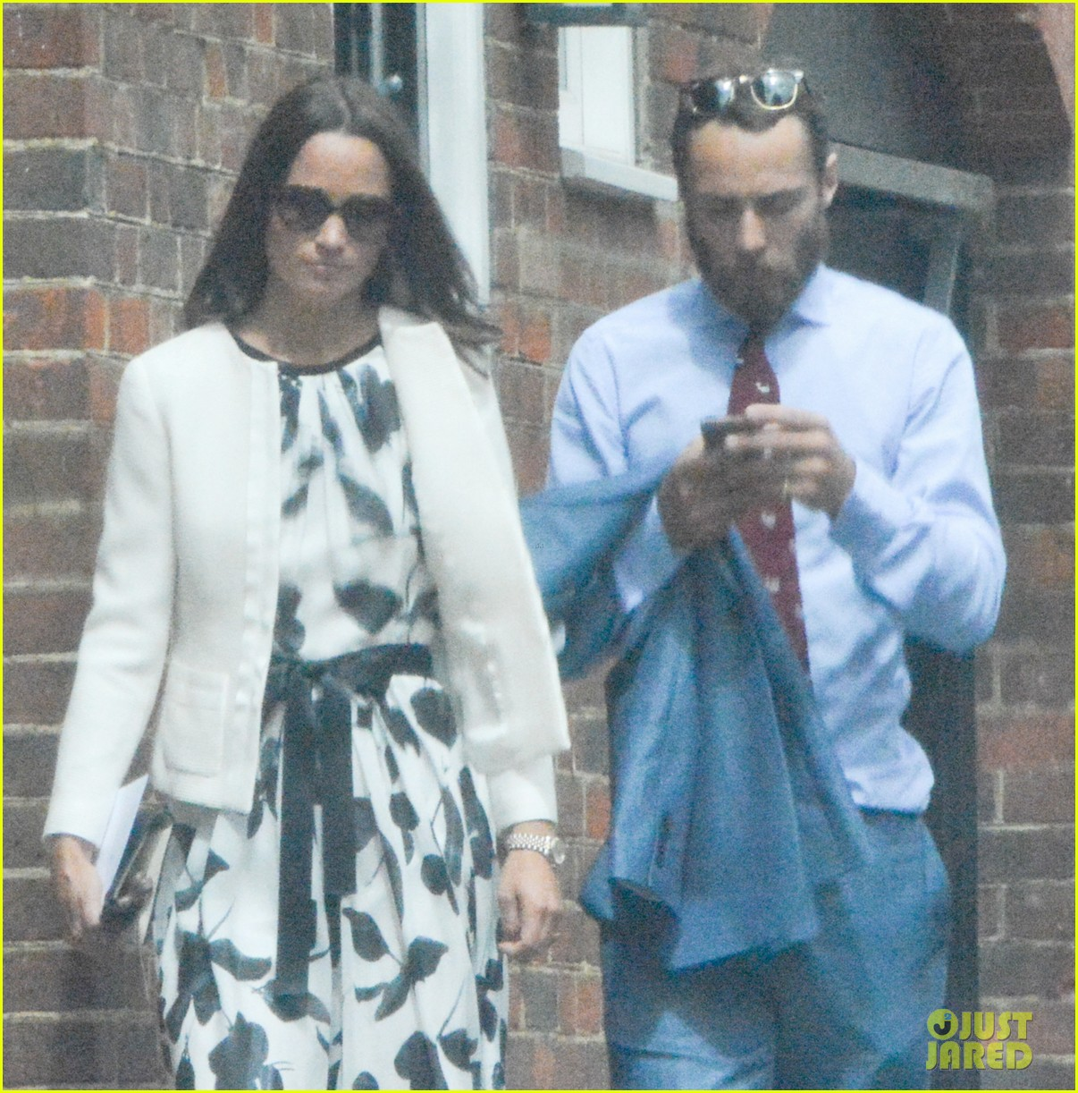 pippa middleton james middleton wimbledon spectators 163144052