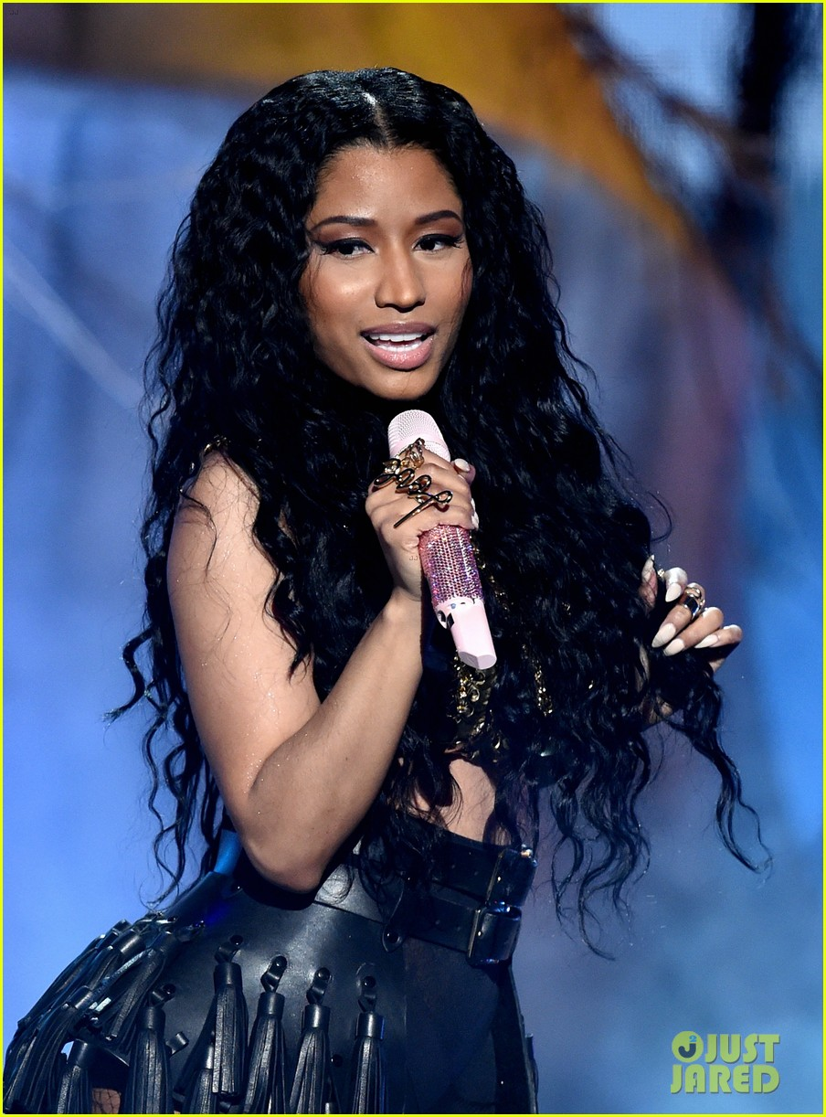 nicki minaj bet awards 2014 073146363