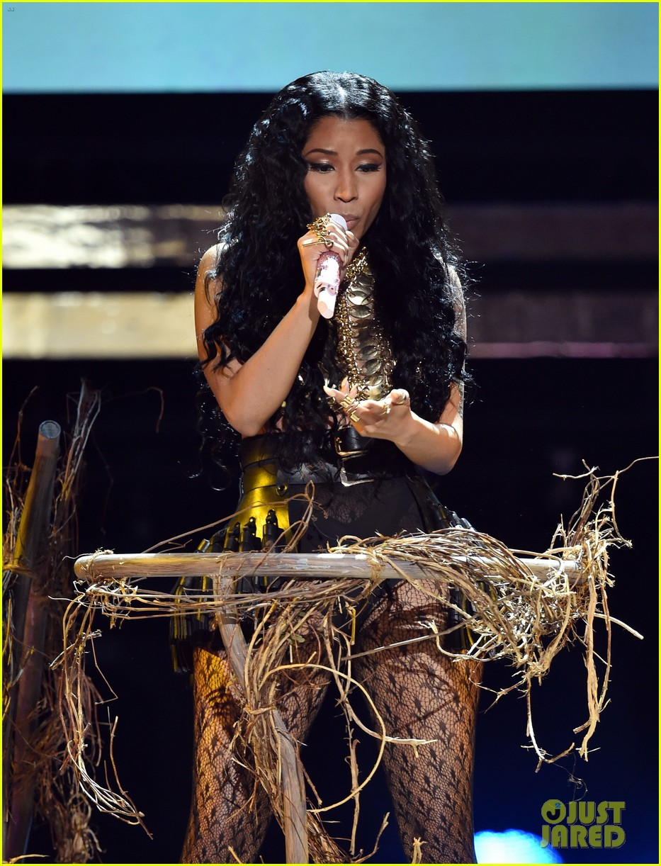 nicki minaj bet awards 2014 133146369