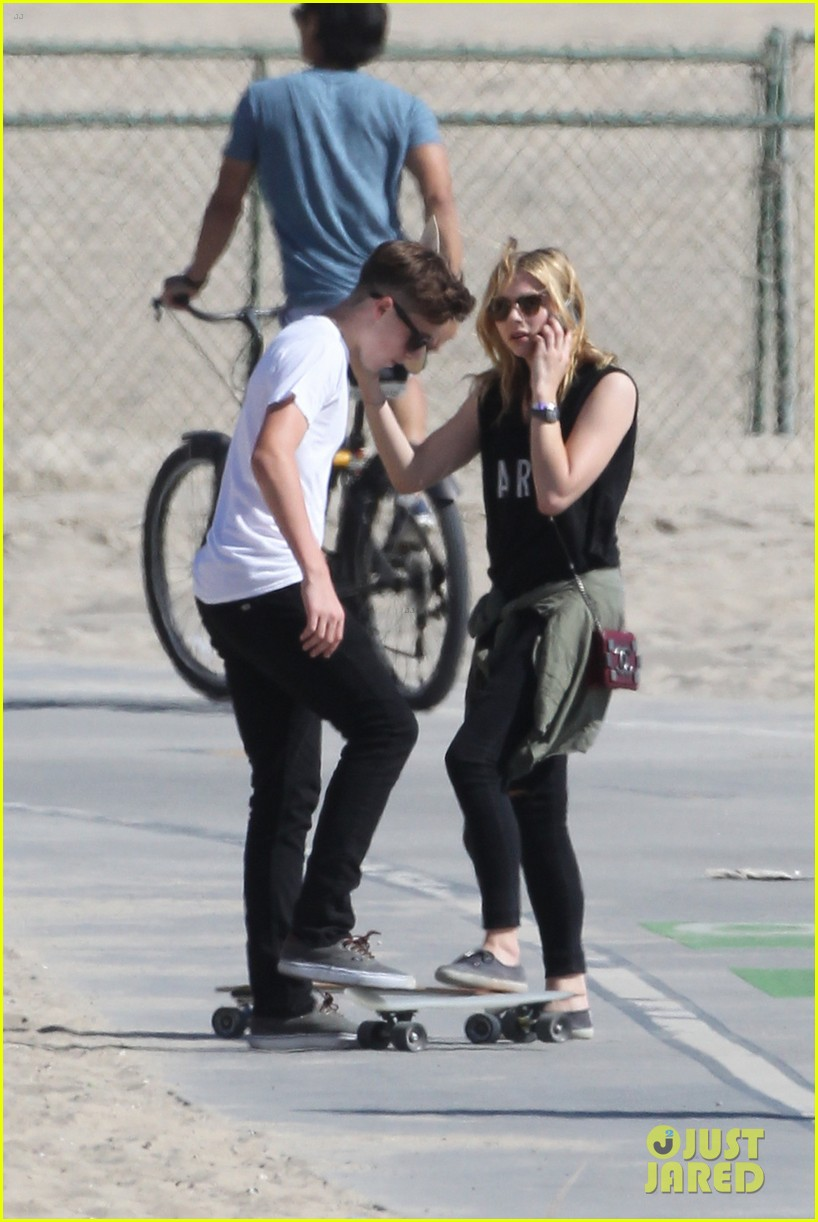 chloe moretz if stay poster skateboarding 033125328