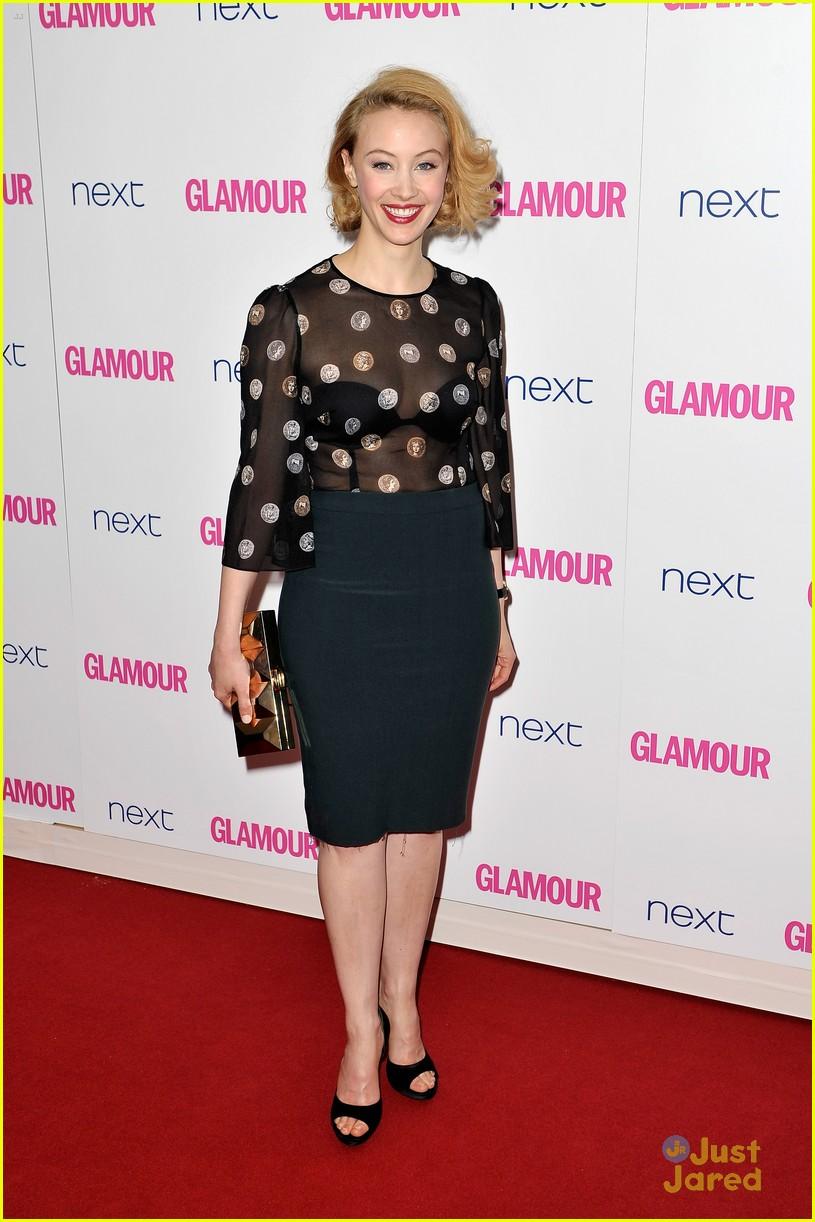 natalie dormer sophie turner sarah gadon glamour awards 10