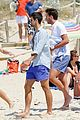 novak djokovic continues his bachelor party beach vacation 07