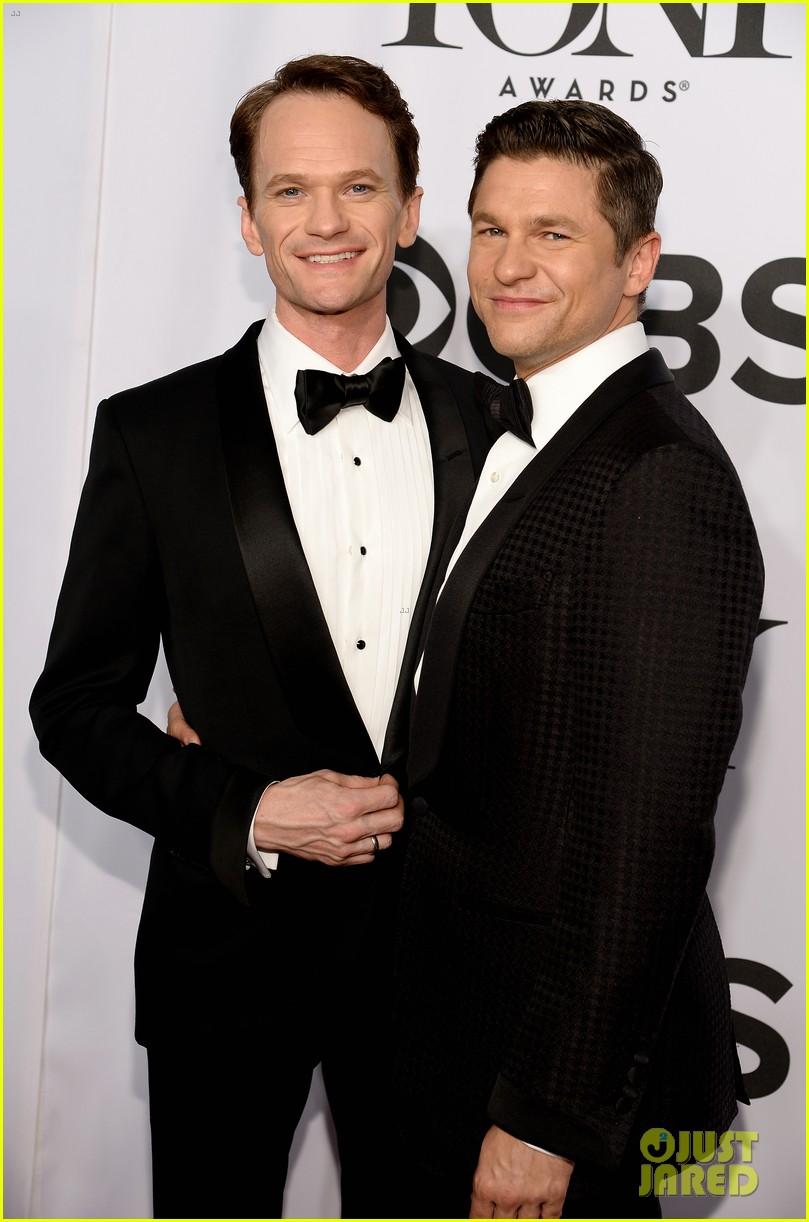 neil patrick harris lena hall tony awards 2014 053131235