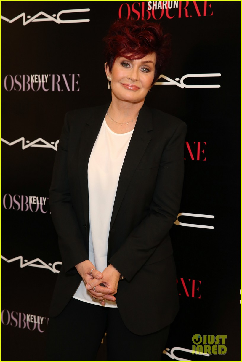 kelly osbourne launches her mac collection with mother sharon 03