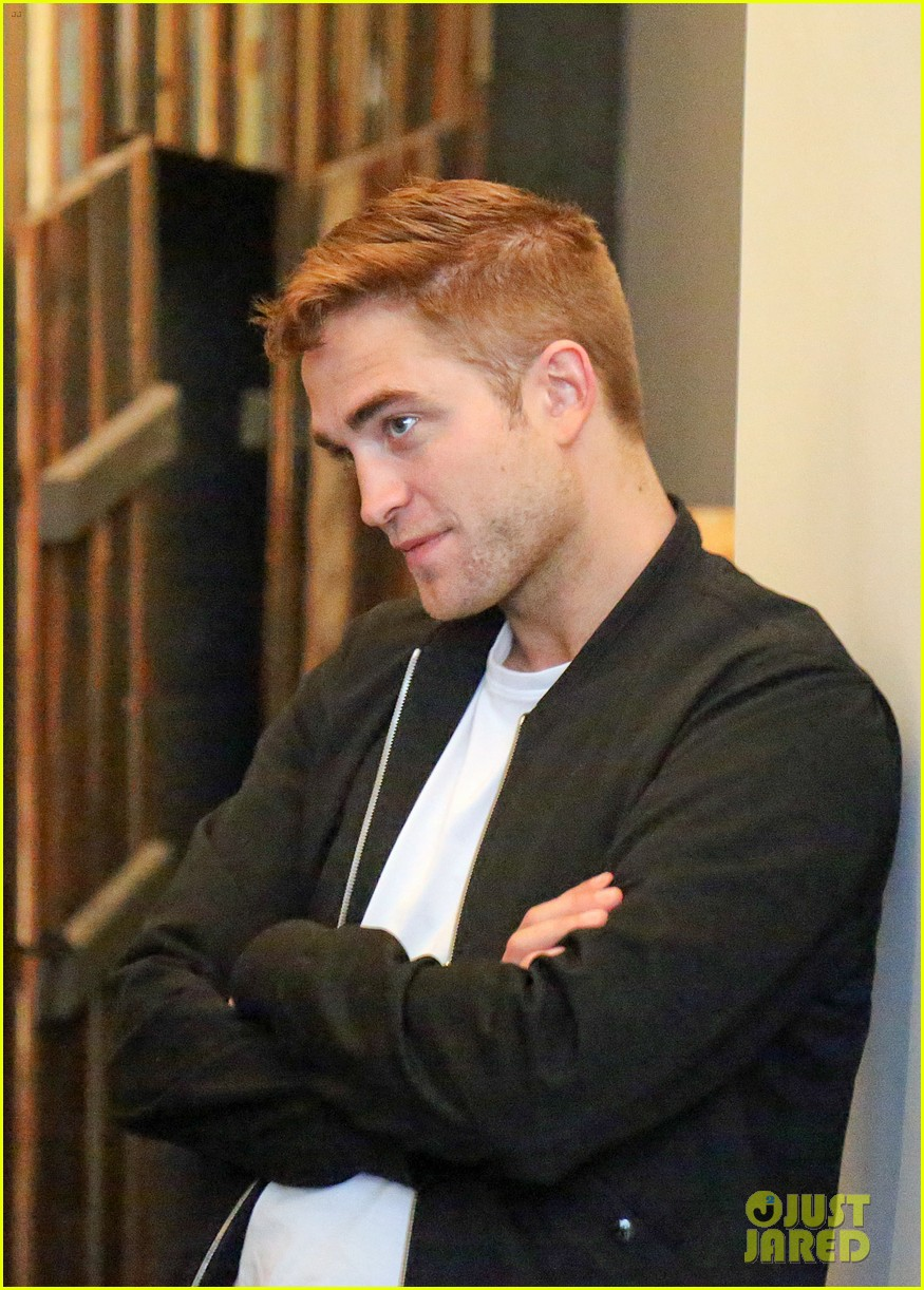 robert pattinson the rover sydney photo call 023129383