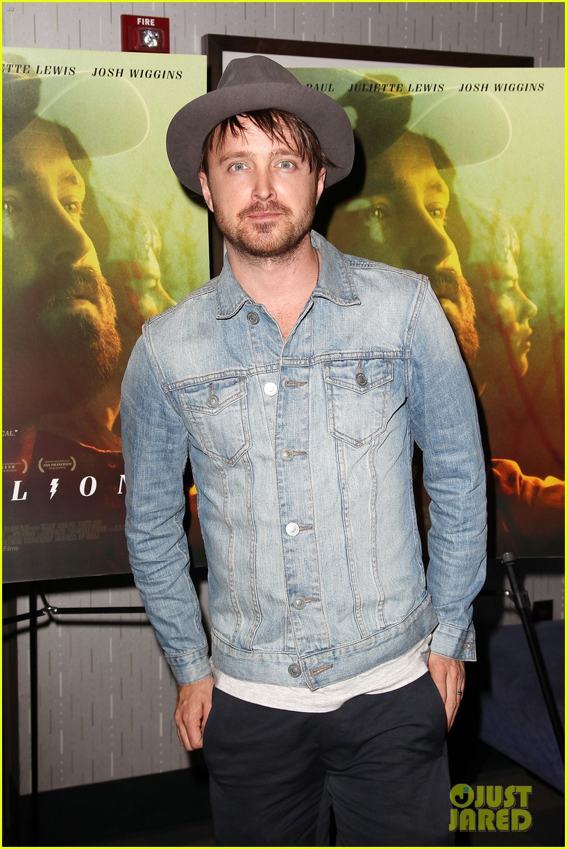 aaron paul watch hellion with him tonight 09