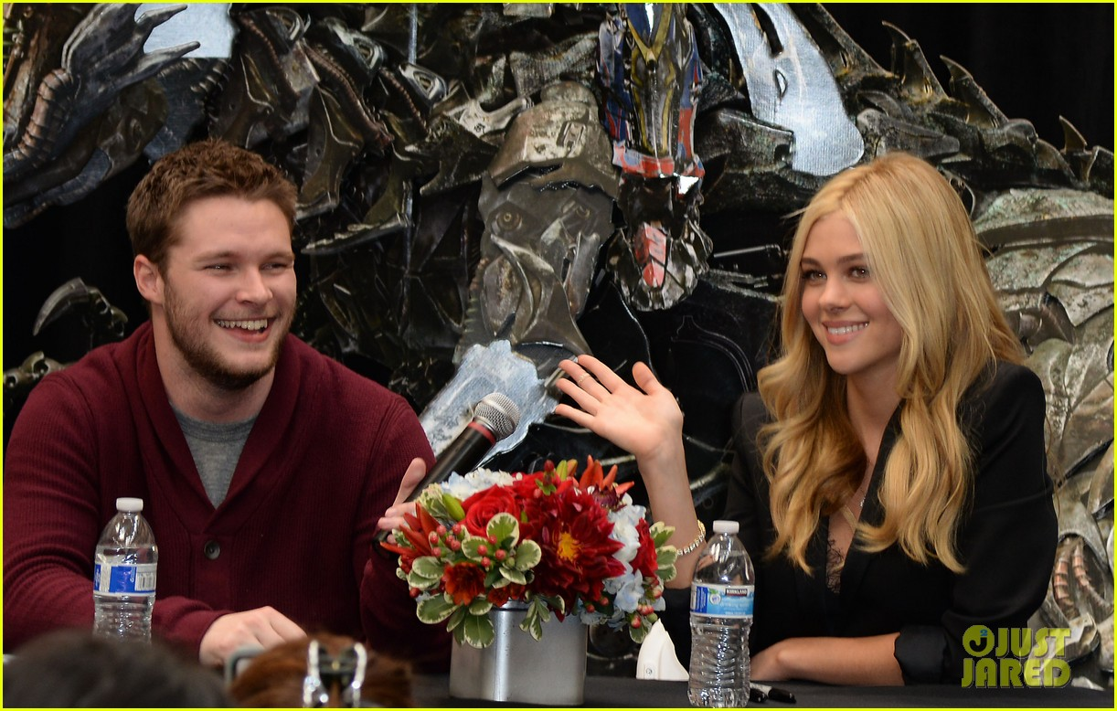 nicola peltz jack reynor tour country for transformers 11