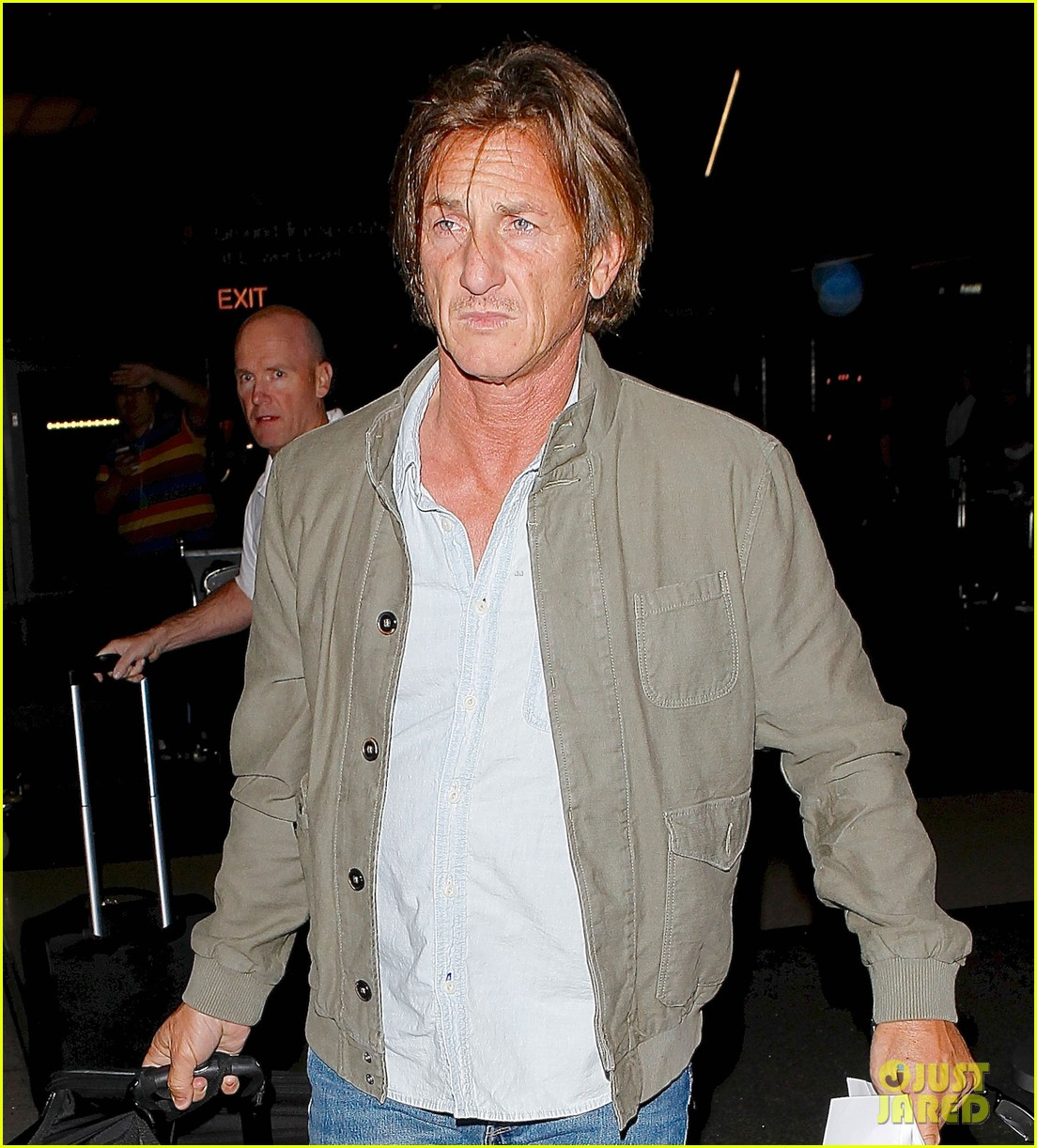 sean penn says were making great progress in haiti 023139932