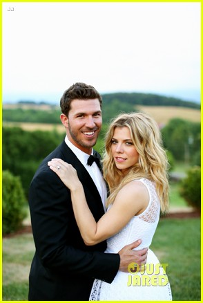 kimberly perry jp arencibia wedding photos 01