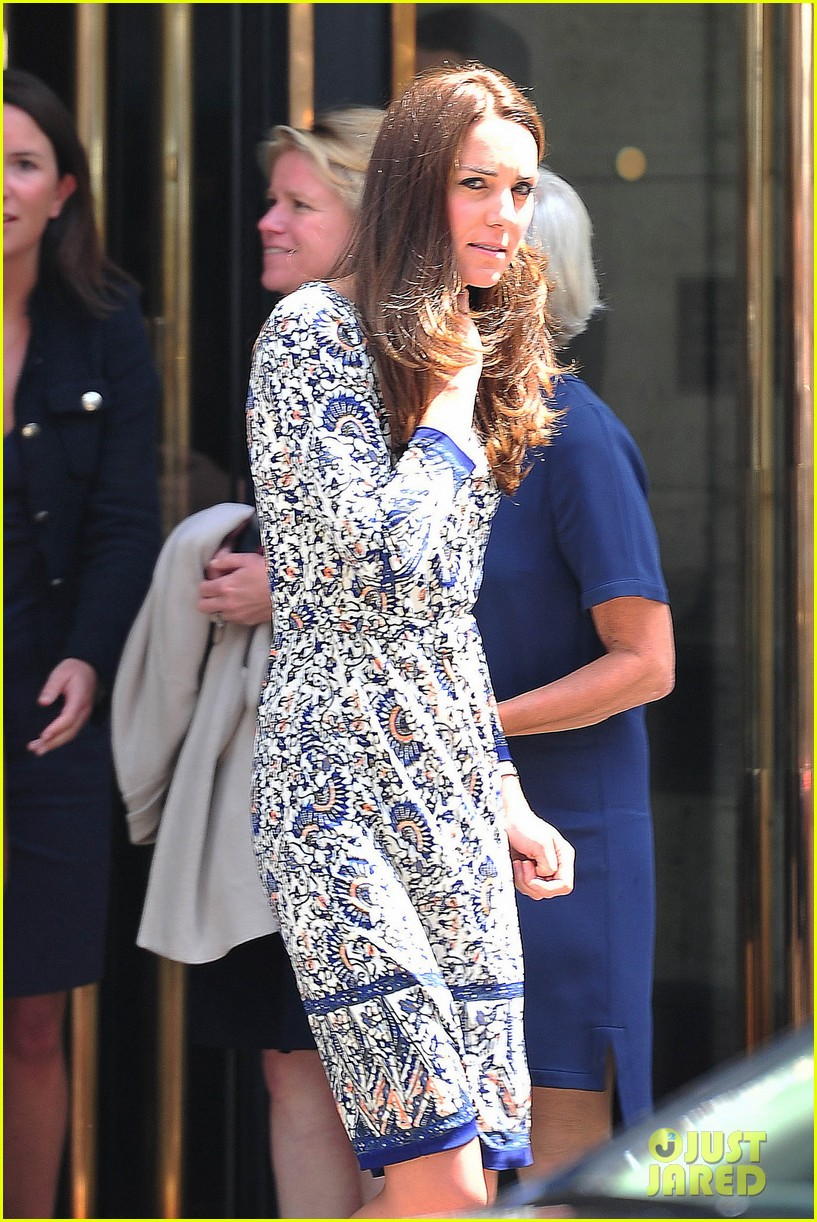 kate middleton steps out after pippa today interview 093147007